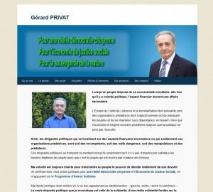 Gérard Privat